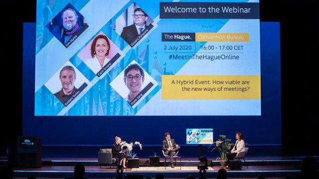 Hague hybrid event