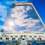Stadium Swim at the new Circa Resort & Casino in downtown Las Vegas