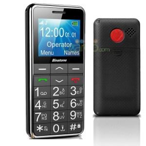 Big Button Mobile Phones