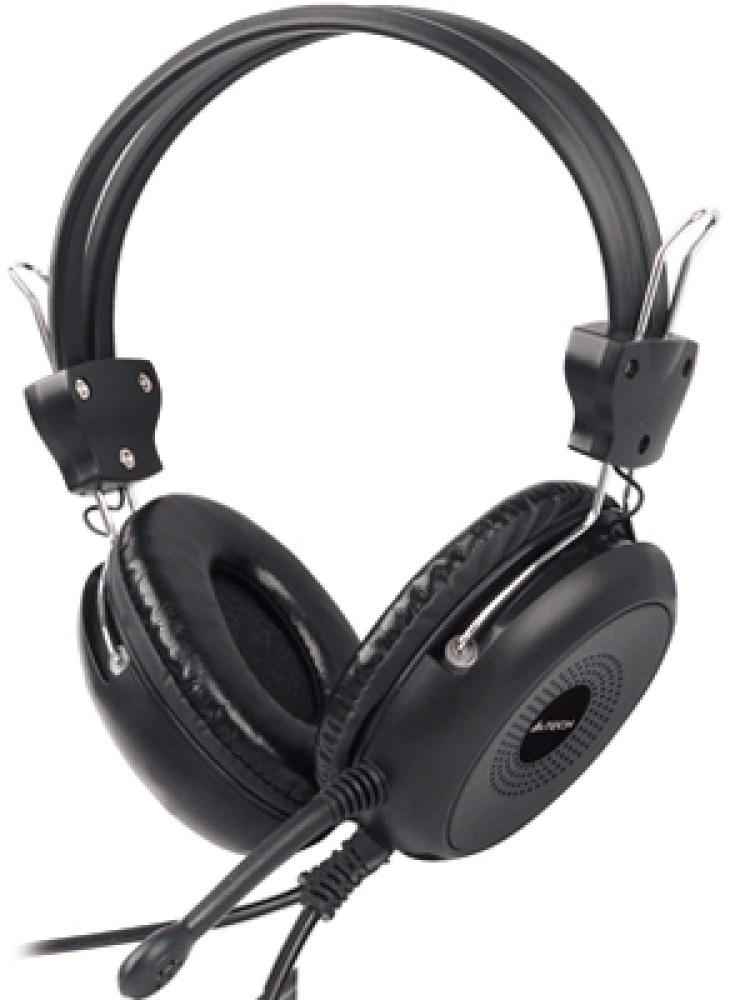 Casti A4TECH  Comfortfit, microfon, 'HS-30'