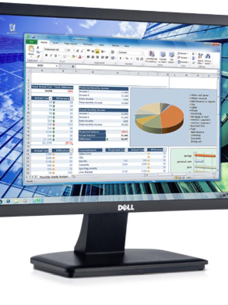 Monitor DELL, model: E1913C; 19'; SH