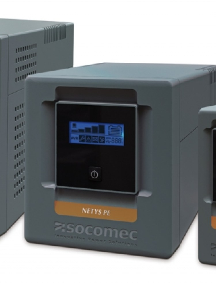 UPS SOCOMEC Netys  PE 850VA  (include timbru verde 3 lei)