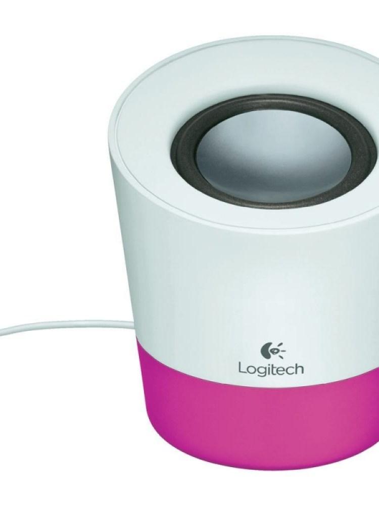BOXE Logitech 1.0 'Z50', RMS power: 5 W, Pink '980-000805'   (include timbru verde 1  leu)