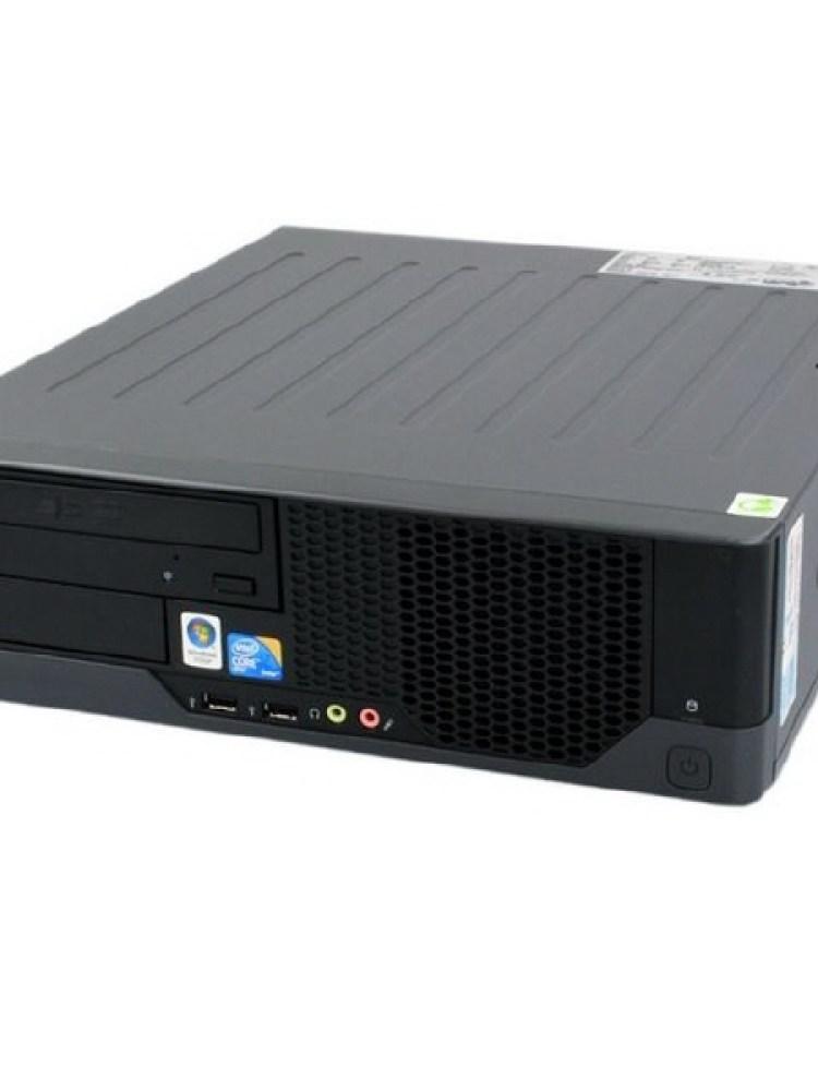 Fujitsu P7935; Intel Core 2 Duo E7300 2.67 GHz; DESKTOP