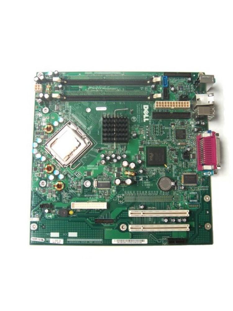Placa de baza DELL; Inspiron E530, Vostro 200; socket: LGA 775; RAM: DD-RAM2; 2xPCI; 1xPCI-e; 1xPCI-e 16x; format: ATX; '0K216C, K216C'; REF