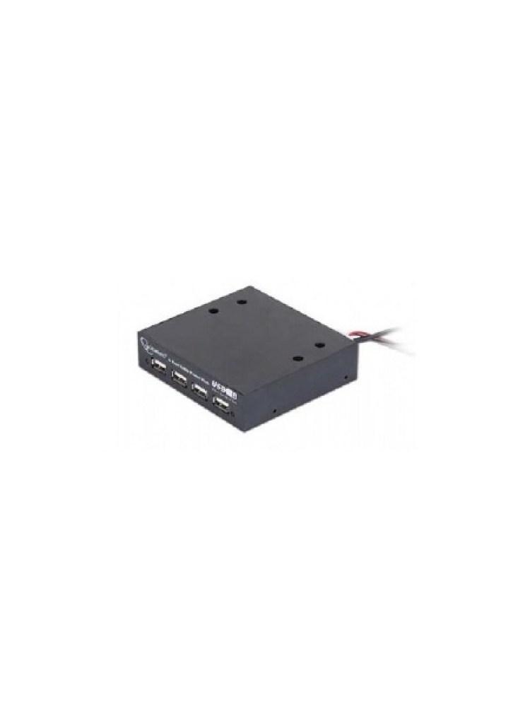 GEMBIRD HUB; USB 2.0 M la 4xUSB 2.0 F; UHB-I244