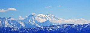 View above Draper, Utah