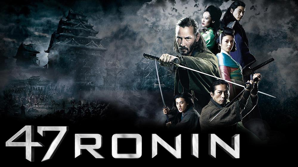 47 ronin - netflix