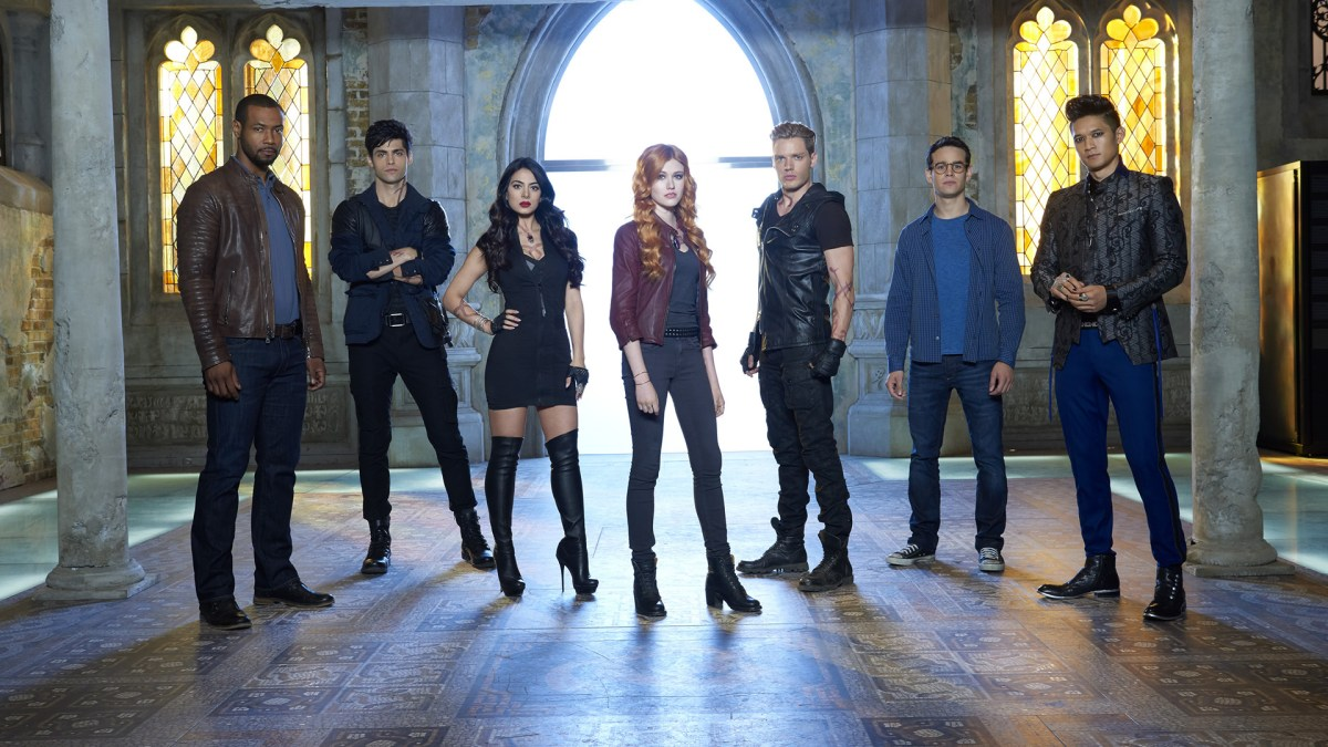 Shadowhunters - netflix
