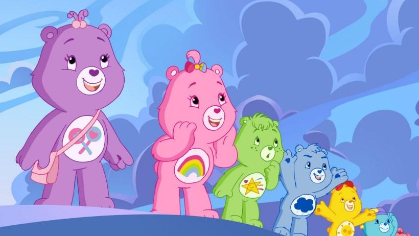 Los osos amorosos y sus primos