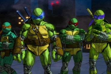 TMNT Mutantes en Manhattan 5