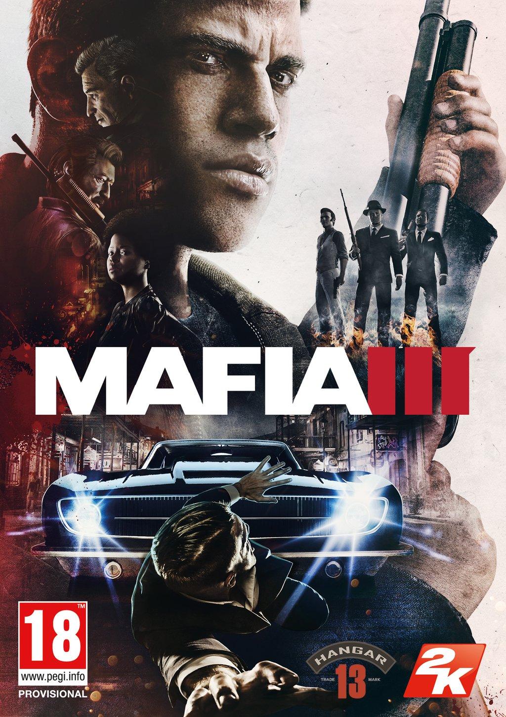 portada mafia iii