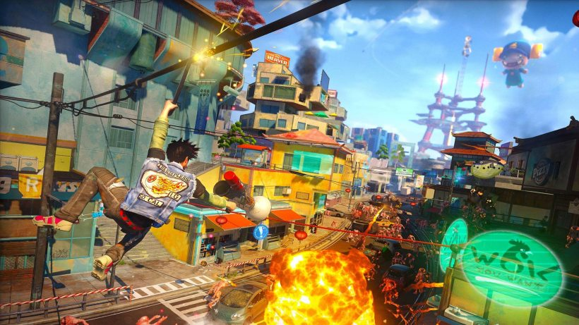 sunset overdrive #1