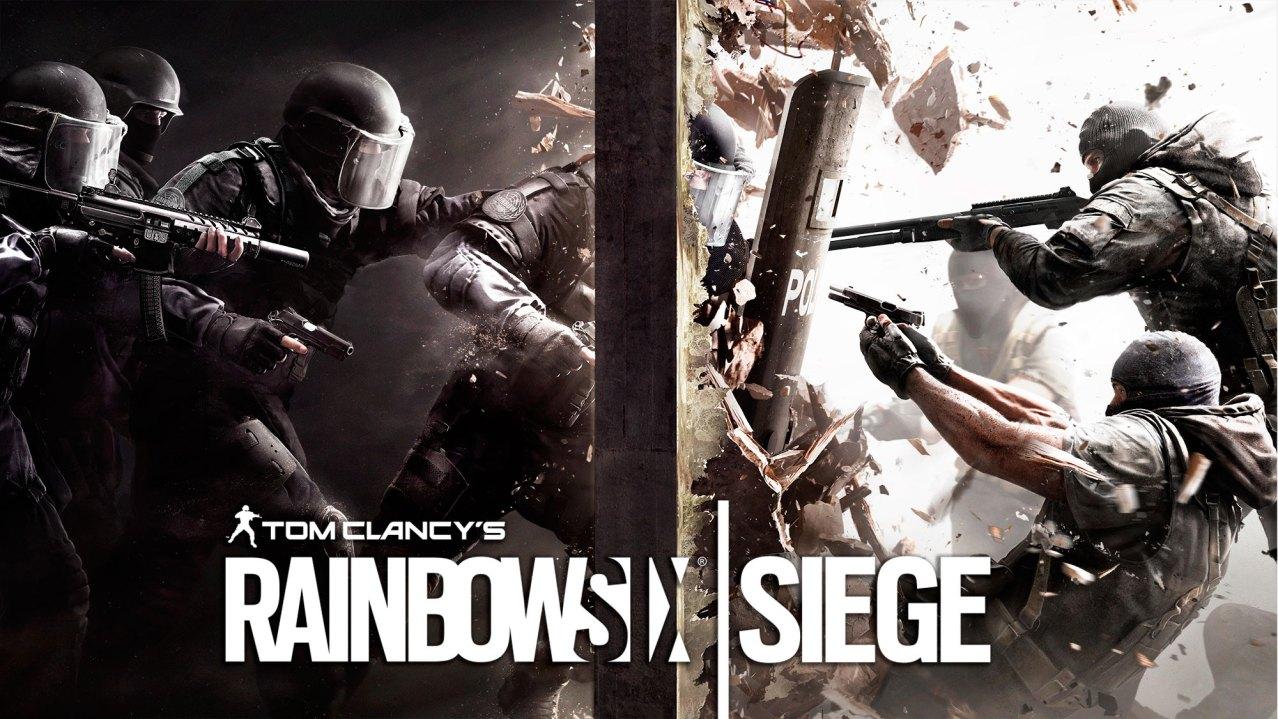Rainbow Six Siege ban