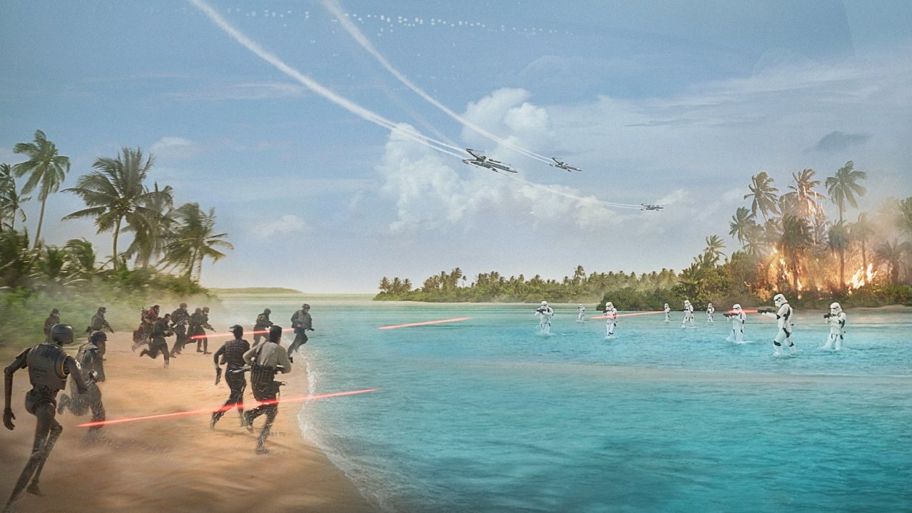 Rogue One: A Star Wars Story ban