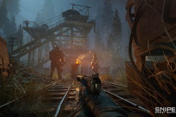 arsenal de Sniper Ghost Warrior 3
