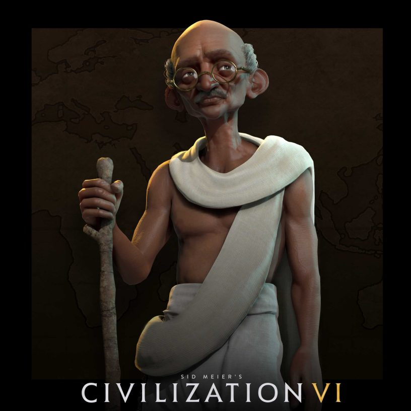 gandhi civilization vi (2)