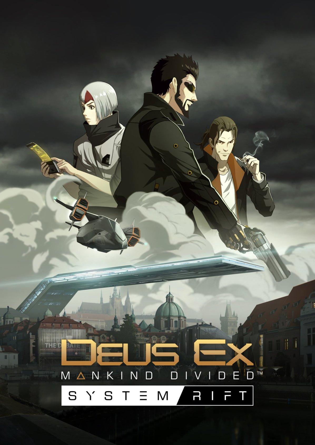 Deus Ex Mankind Divided – System Rift