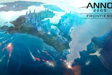 ANNO 2205 FRONTIERS 4