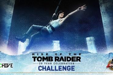 ROTTR Desafío Tomb Raider