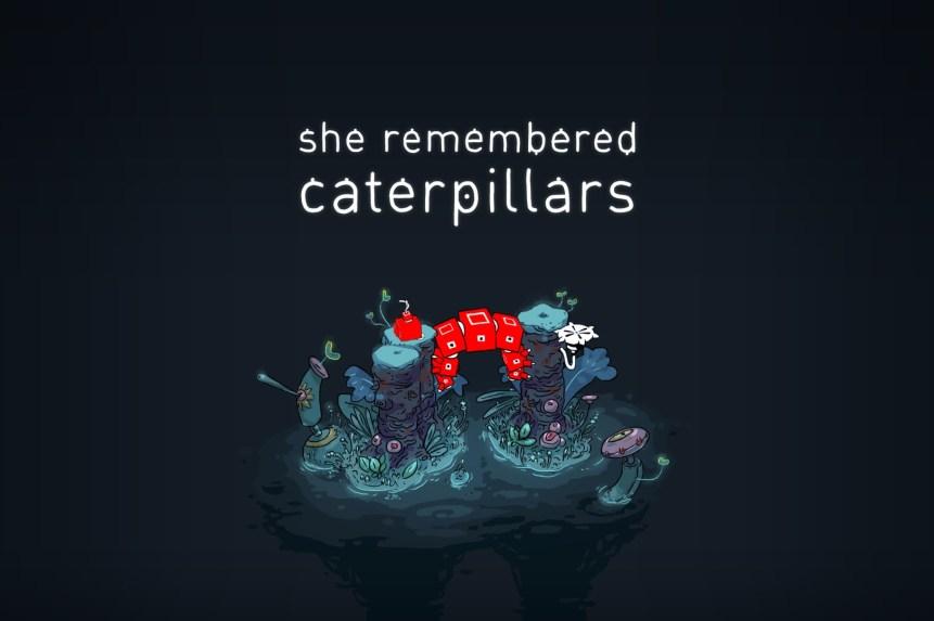 She Remembered Caterpillars Análisis 1