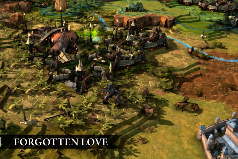 Forgotten Love de Endless Legend 1