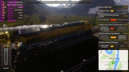 Train Mechanic Simulator 2017 Análisis Rendimiento (2)