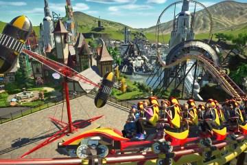actualización de primavera de Planet Coaster