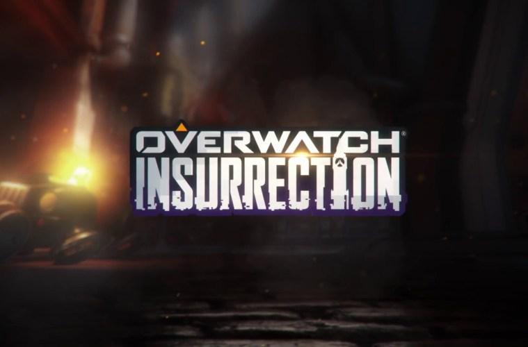 Overwatch Rebelión
