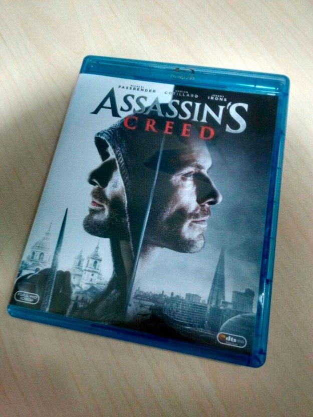 Assassin's Creed Blu-ray amaray (1)