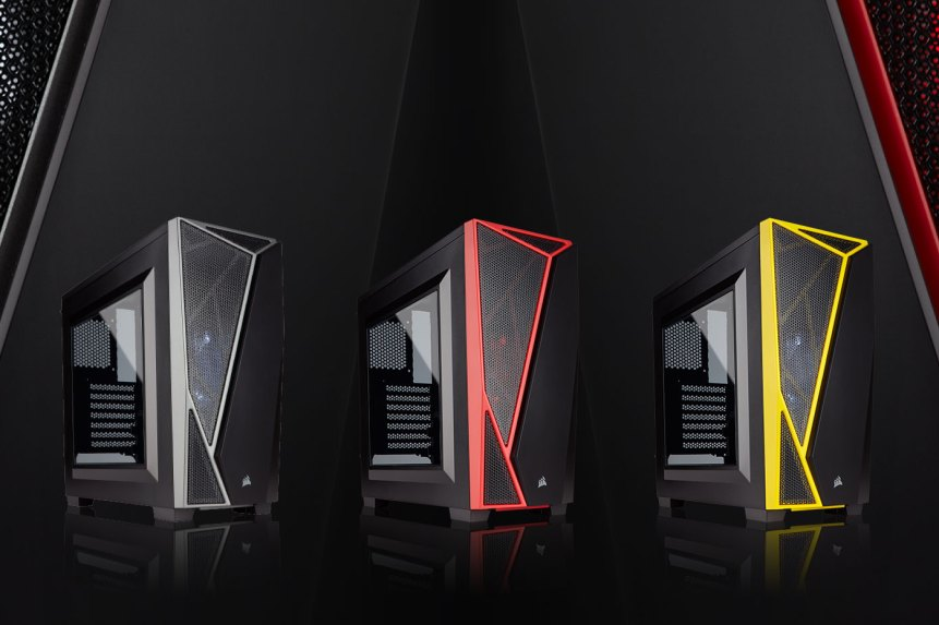 CORSAIR Carbide Series SPEC 04 1