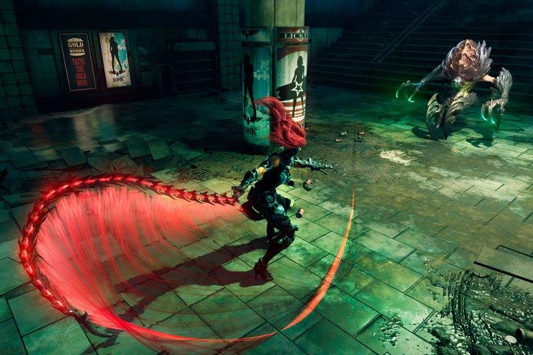 fecha de lanzamiento de Darksiders III
