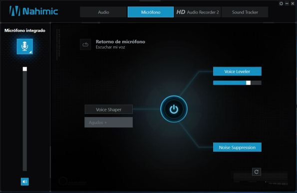 MSI GE62 7RE Apache Pro Análisis Nahimic GE62 7RE 2