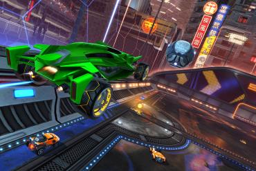 parche 1.34 de Rocket League