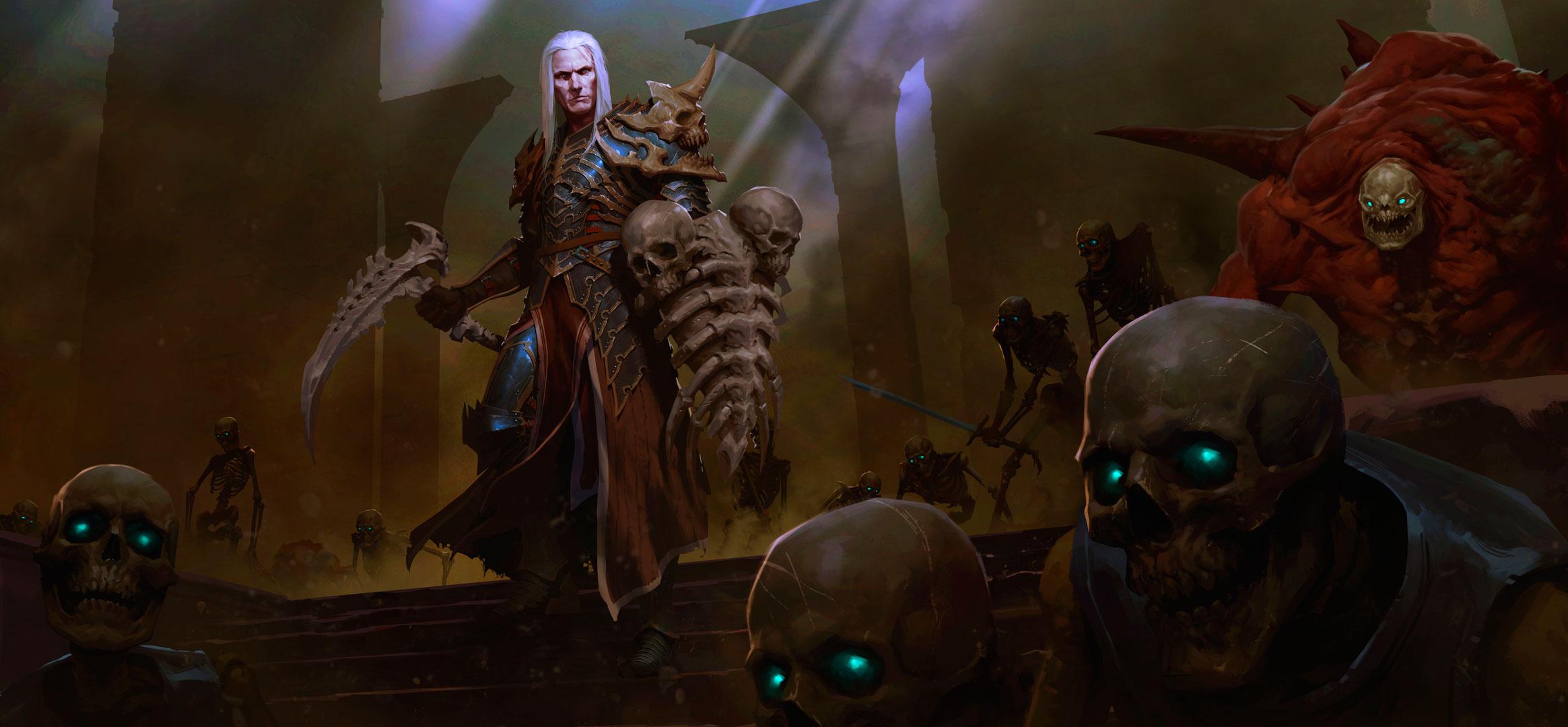 Despertar del Nigromante de Diablo III