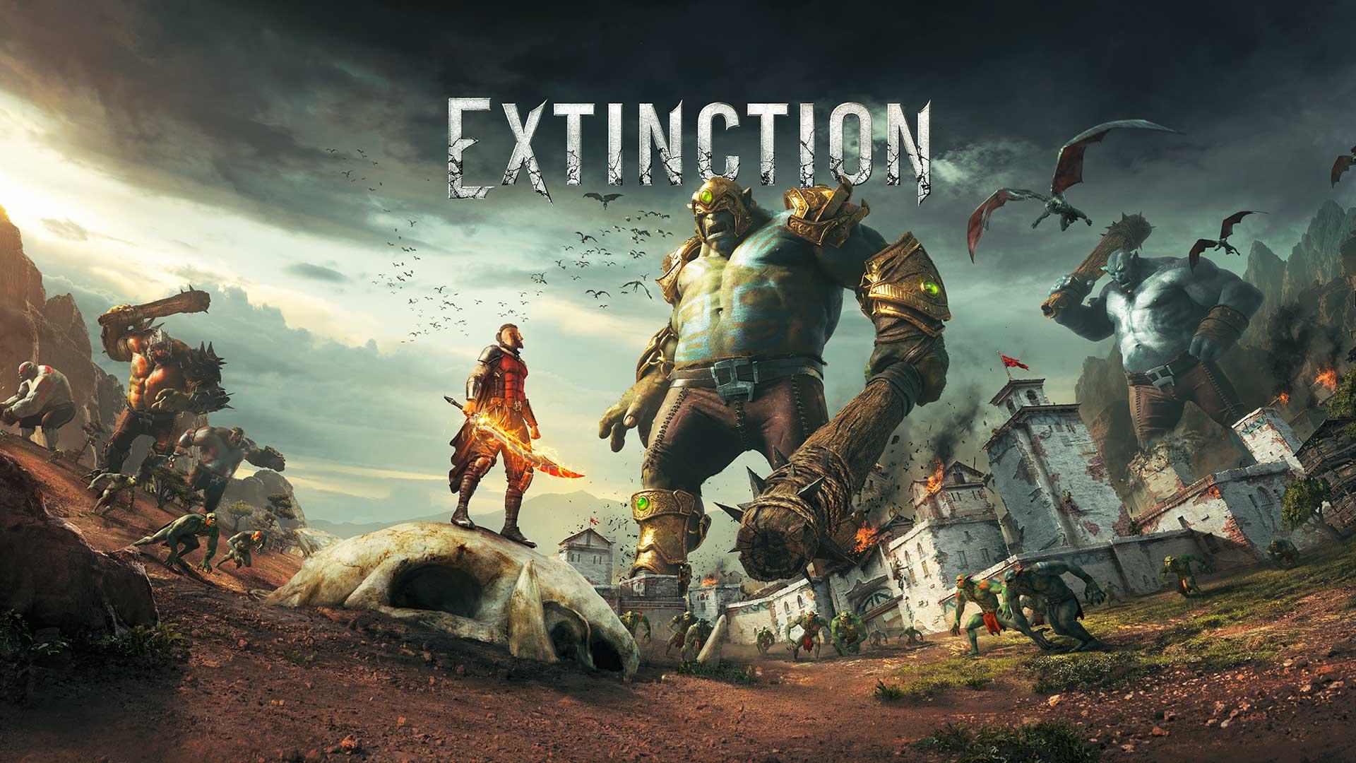 Requisitos de Extinction