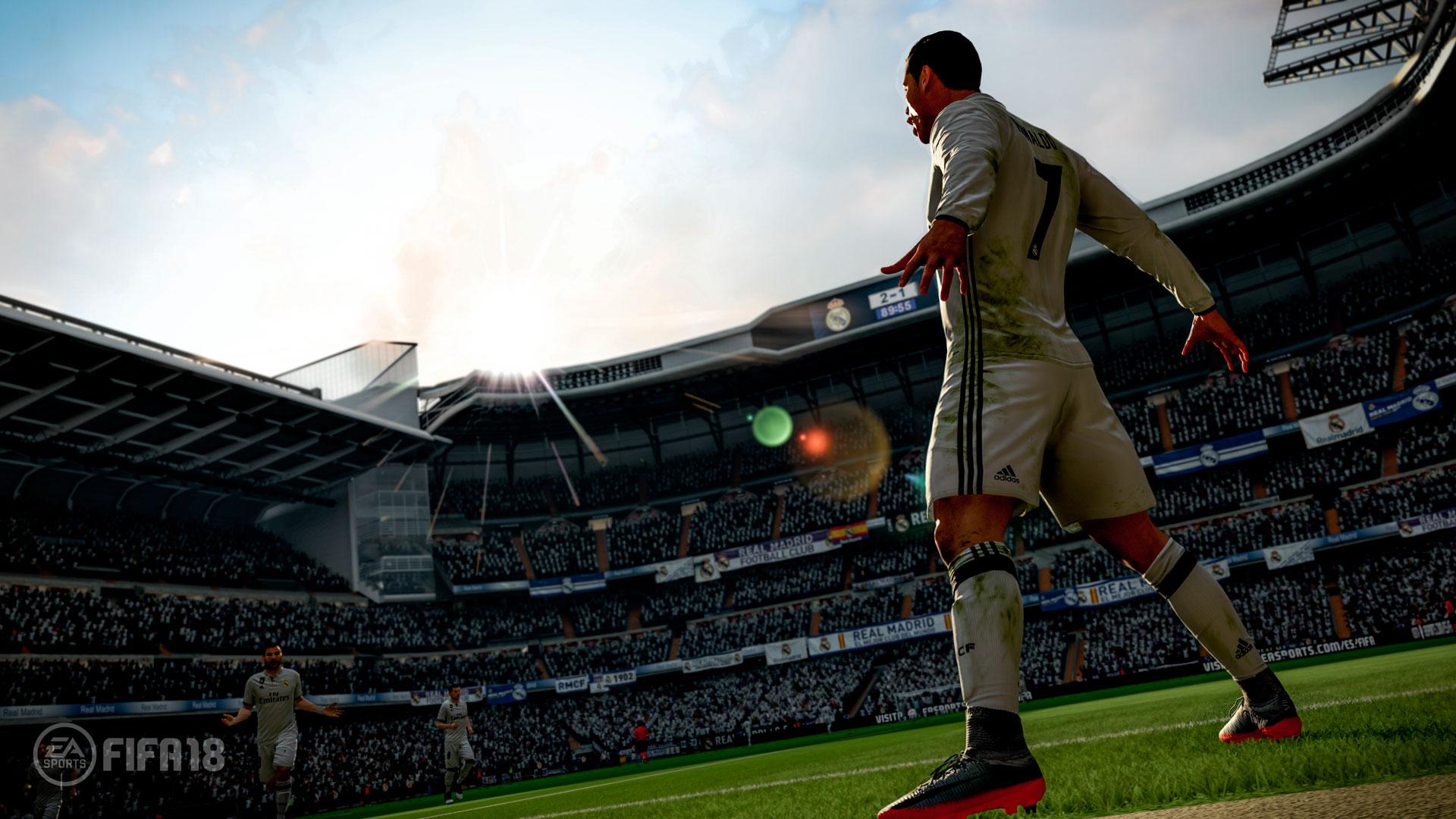 portada de fifa 18 - EA Sports ha publicado un top 50 de los jugadores, en está ocasión os dejamos con el top 10 de jugadores de FIFA 18.