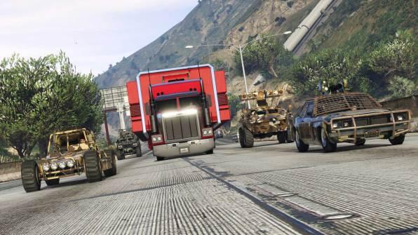 GTA Online Tráfico de armas (5)