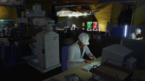 GTA Online Tráfico de armas (8)