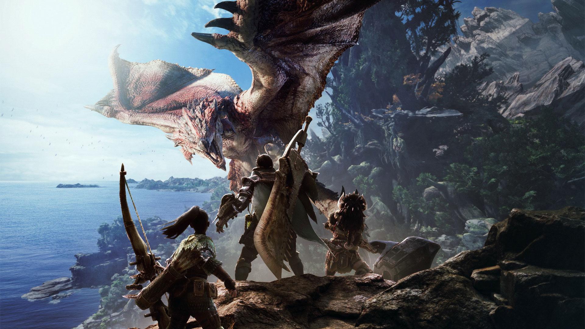 Monster Hunter World de PC