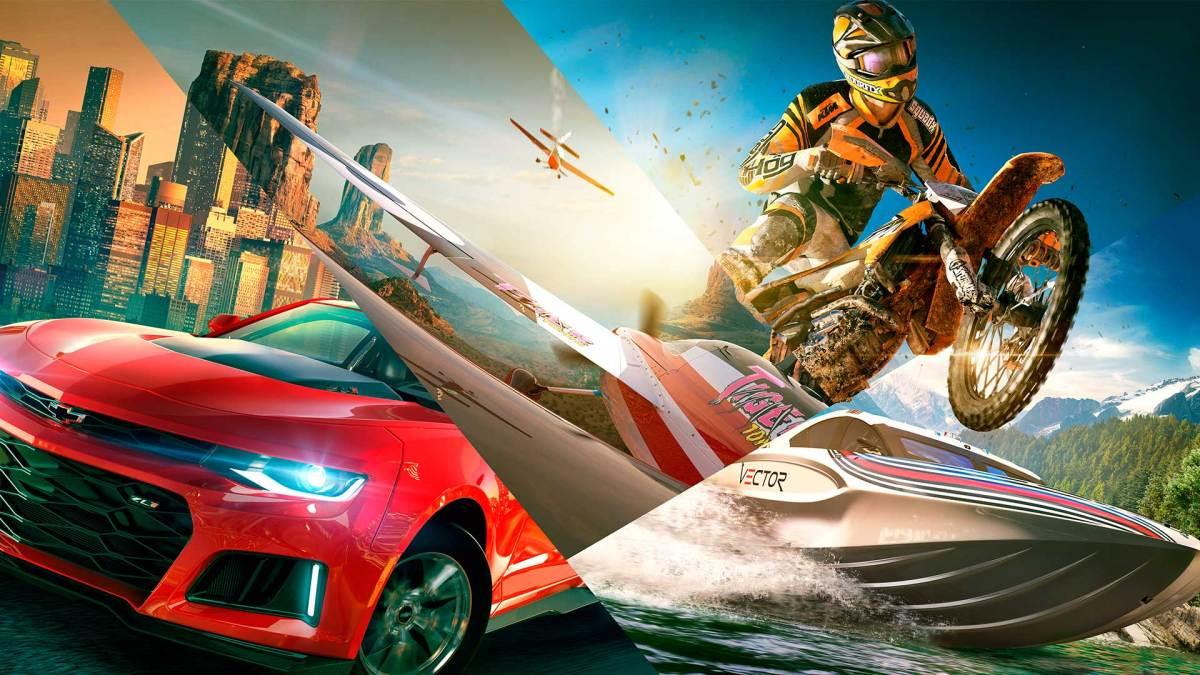 gameplay de The Crew 2