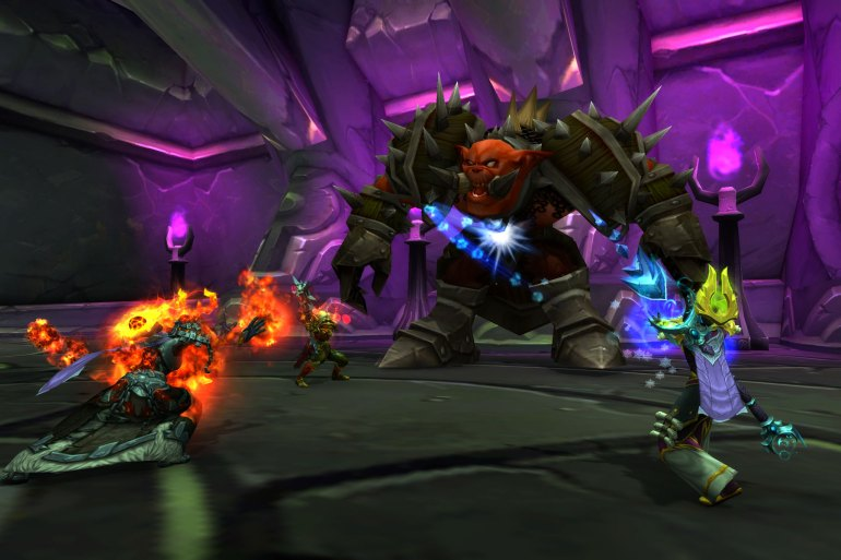 parche 7.2.5 de World of Warcraft