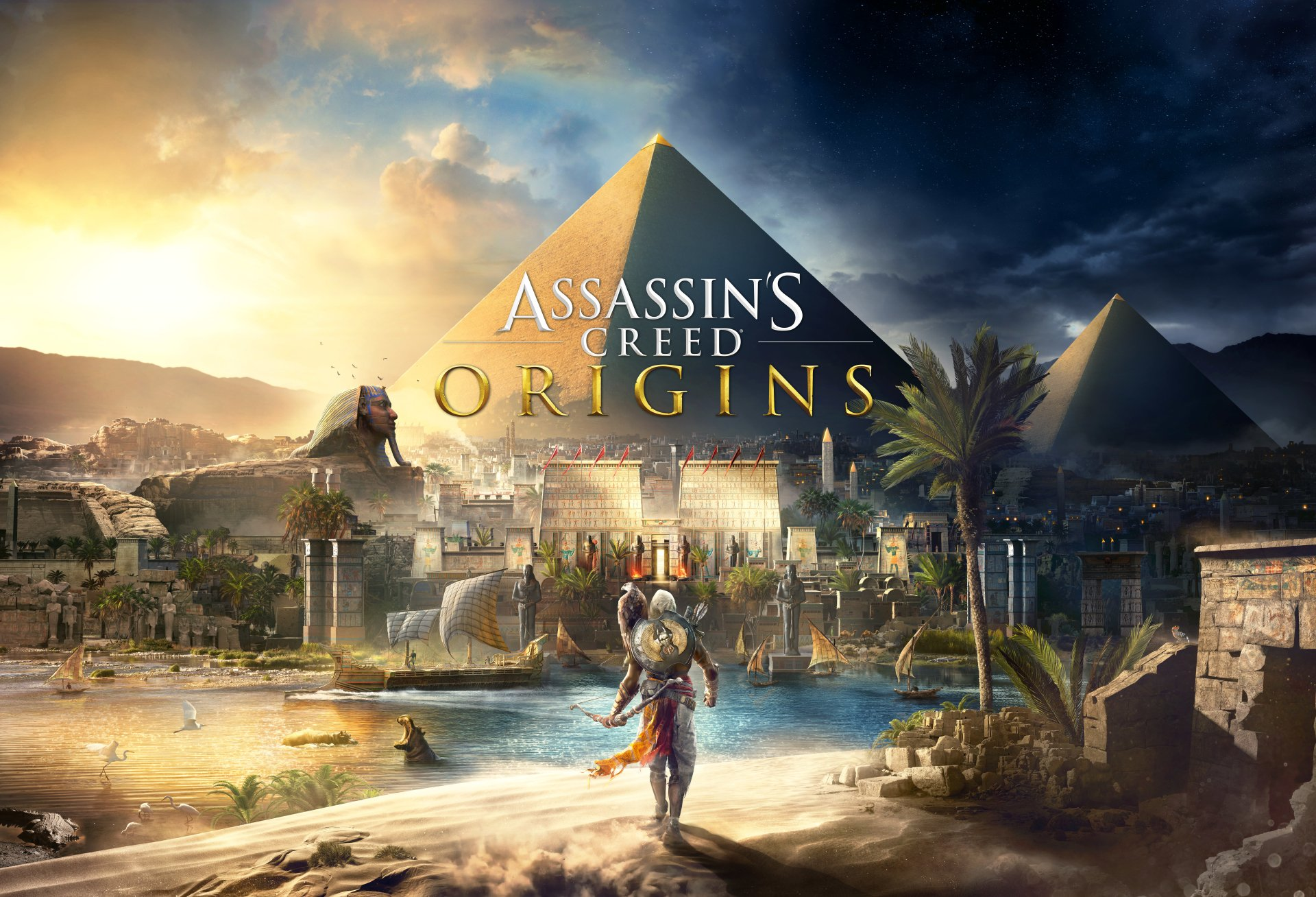 Requisitos de Assassin's Creed Origins