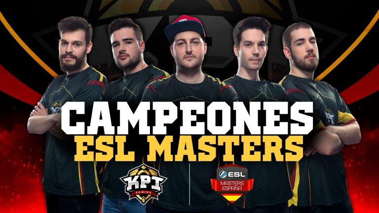 KPI Gaming se proclama campeón