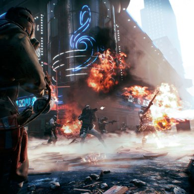 actualización 1.8 de Tom Clancy's The Division