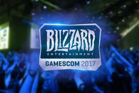 Blizzard desde la Gamescom 2017