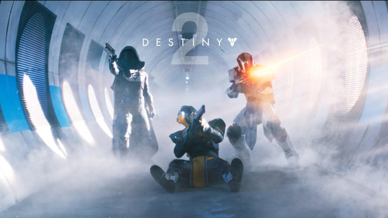 live-action tráiler del lanzamiento de Destiny 2