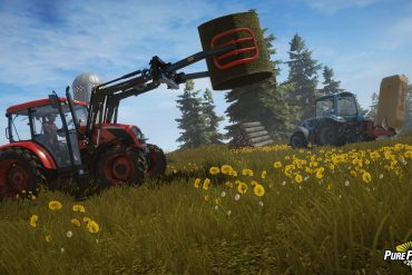 lanzamiento de Pure Farming 2018