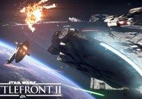 Star Wars Battlefront 2 - modo Asalto de Cazas Estelares