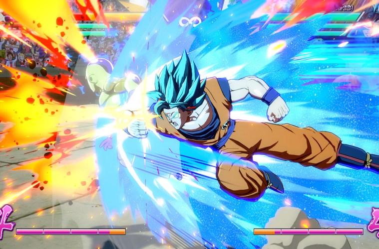 Dragon Ball FighterZ no tiene mircrotransacciones